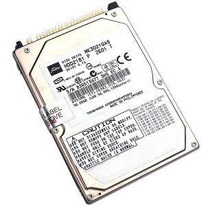 Toshiba MK3021GAS 30GB UDMA/100 4200RPM 2MB 2.5-Inch Notebook Drive