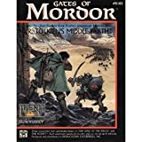 img - for Gates of Mordor (Middle Earth Role Playing/MERP) book / textbook / text book