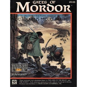 Gates of Mordor (Middle Earth Role Playing/MERP)