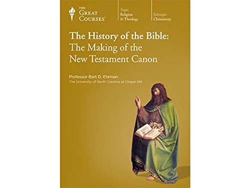 Price comparison product image History of the Bible : The Making of the New Testament Canon