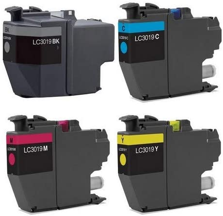 C//M//Y LC-3017XL3PKS SuppliesMAX Compatible Replacement for Brother MFC-J5330//J5335//J5730//J76530//J6830DW High Yield Inkjet Combo Pack