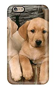New Fashionable Addfree PGzpzwi2806SaOdy Cover Case Specially Made For Iphone 6(labrador Retriever Puppies )