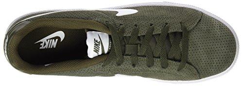 Nike 819802, Zapatillas para Hombre Varios colores (Kaki / Blanco)