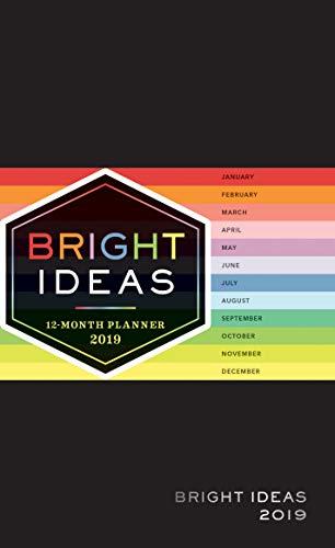 Bright Ideas 2019 12-Month Planner ()