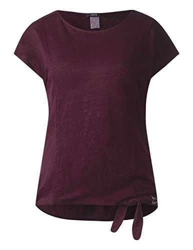 shirt deep Rosso Donna Loganberry Cecil 11343 T 5pvqxwg