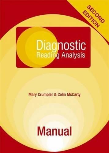 Diagnostic Reading Analysis PDF