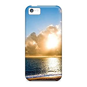Premium Protection Amazing Nature Case Cover For Iphone 5c- Retail Packaging