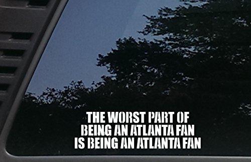 The worst part of being an ATLANTA fan is being an ATLANTA fan - 8 1/2