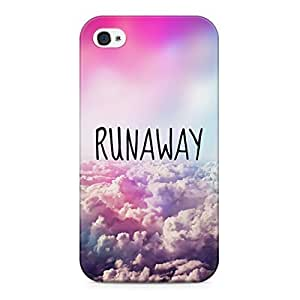 Runaway Wanerlust Quote Tumblr Clouds Indie Hype Hipster Rad Boho Hard Plastic Snap-On For Samsung Galaxy S3 I9300 Case Cover
