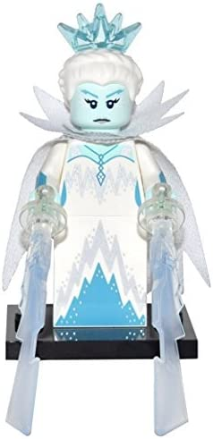 LEGO 71013 Minifigure Series 16 - Ice Queen - Rare Collection Modell x1 Loose