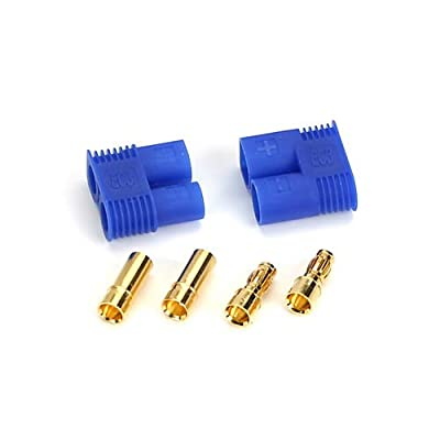 Team Losi EC3 Connector Set, Device/Battery (Pr): Toys & Games