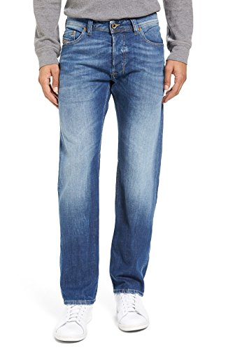 Diesel Men's Safado Trousers 859R Denim Jeans ()