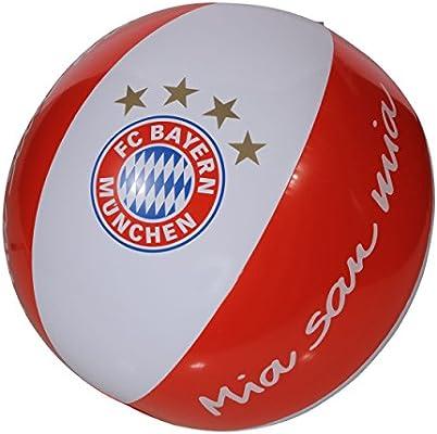 FC Bayern Múnich - Balón de playa/agua (/Beach pelota FCB: Amazon ...