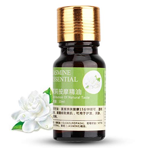 Essential oil for skin care 10ml, massage oil for aromatherapy compound essential oil, 100% pure, natural and therapeutic essential oil for aromatherapy diffuser
