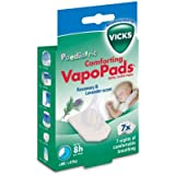 Vicks VapoPads Rosemary & Lavender - 7 Scented pads with essential oils , VBR7