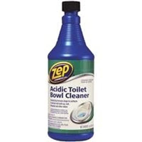 amazoncom zep commercial acidic toilet bowl cleaner 32 ounce health personal care - Consumer Reports Best Bathroom Cleaner