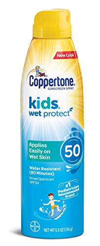 Coppertone Kids Sunscreen Wet Pr...