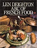 ABC of French Food, Len Deighton, 0553057596