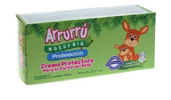 Amazon.com: Arrurru Naturals Crema Protectora 2 oz.: Health & Personal Care