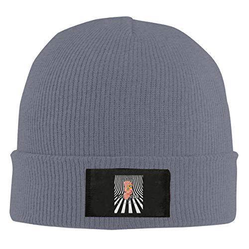 Cage The Elephant Unisex Beanie Cap,Winter Warm Knit Skull Hat Deep -