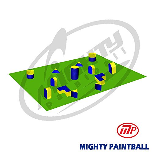 (MP Paintball Bunker Package A - Pratices Field (MP-PT-PAC1))