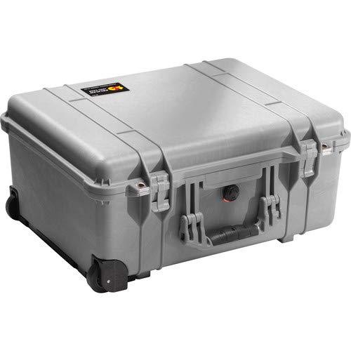 1560NF Case without Foam (Silver) [並行輸入品] B07MCQSQSL