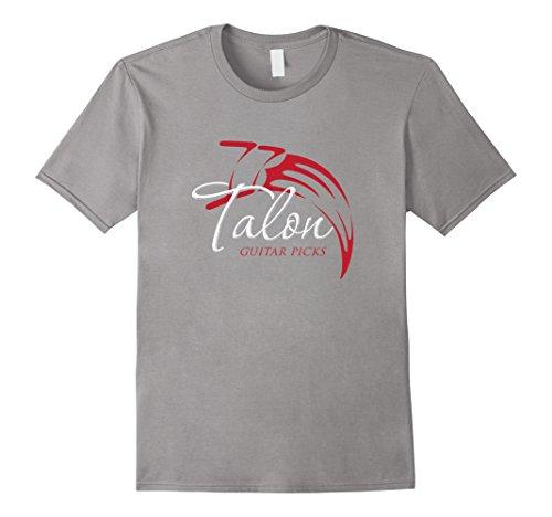- Mens Talon Guitar Picks - Classic Red Talon Shirt Medium Slate