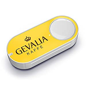 Gevalia Dash Button from Amazon
