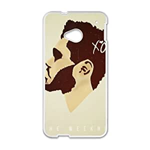 The Weeknd Fashion Comstom Plastic case cover For HTC One M7