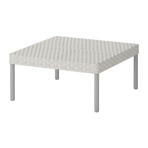 Ikea Enholmen Tablestool Section Light Grey Amazonco