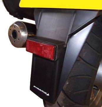 Spritzschutz Yamaha Fjr1300/reduziert Spritzer auf Hinterseite 08110