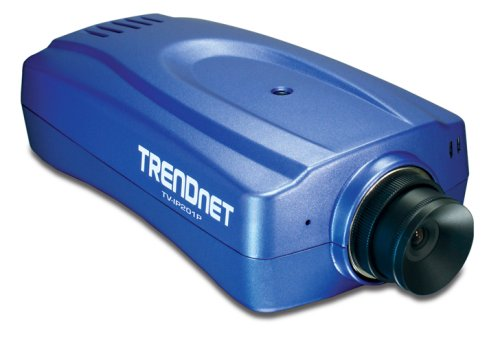 TRENDnet PoE Internet Surveillance Camera Server with Audio