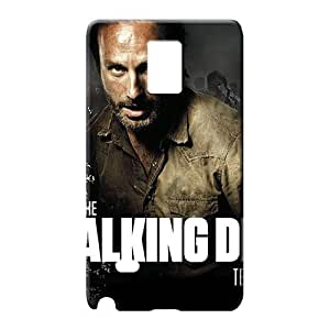 samsung note 4 Dirtshock Phone New Snap-on case cover phone carrying cases walking dead temporada 3