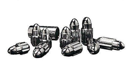 WORK(ワーク) ブライトリングナット ショート(40mm) M12×P1.5 4穴車 16個入り 200008 B01FU40NYS