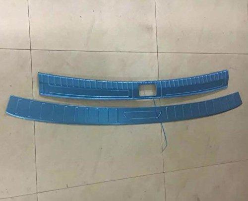 2 opinioni per Protezione per paraurti, 1 esterno e 1 interno in acciaio inox cromato