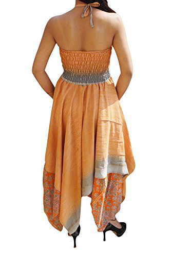 Orange Suave Para Mujer Interior Mogul Grey Vestido XqTppE