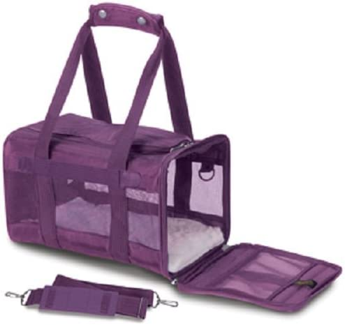 Sherpa Original Deluxe Pet Carriers with Bonus Travel Port-A-Bowl
