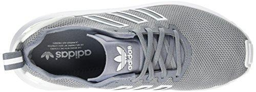 Grey Adulte Baskets Advanced Grey ZX adidas Gris Mixte Basses Noir White Flux Ftwr pvBYffxwqn