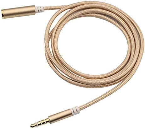 3.5mm Headphone Extension Cable, 3.5mm Male to Female Stereo