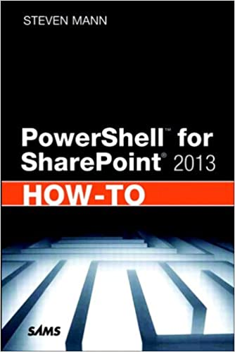 Amazon powershell for sharepoint 2013 how to ebook steven amazon powershell for sharepoint 2013 how to ebook steven mann kindle store fandeluxe Gallery