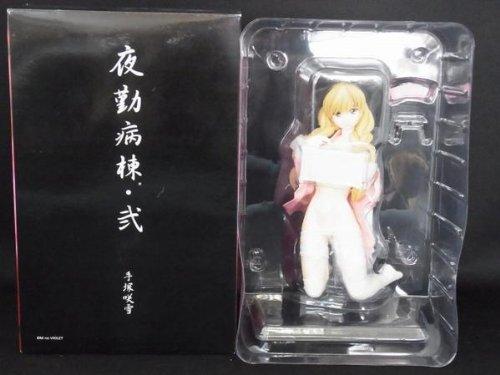 手塚咲雪 キャラアニ×裏Be-B プレミア・フィギュア「夜勤病棟 弐」 1/6 PVC製塗装済み完成品