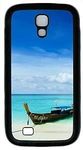 Lipe Island Thailand Custom Samsung Galaxy S4 / SIV/ I9500 Case Cover šC TPU šC White