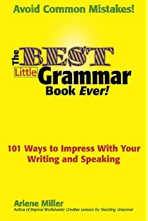 Best books on english grammar and writing