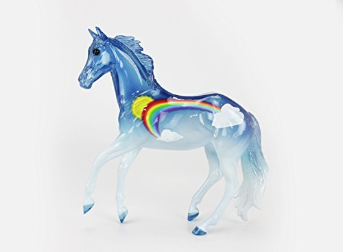 Breyer Classics Daydreamer Horse Model Toy (1:12 Scale), Blue
