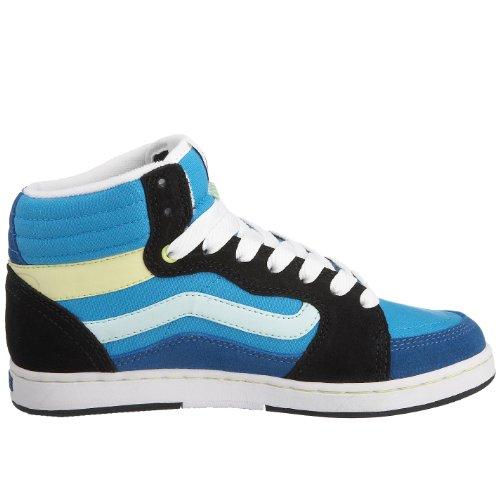 Skateboarding Azul four Vans Para Fourty Mujer De Zapatillas 4STHgfq