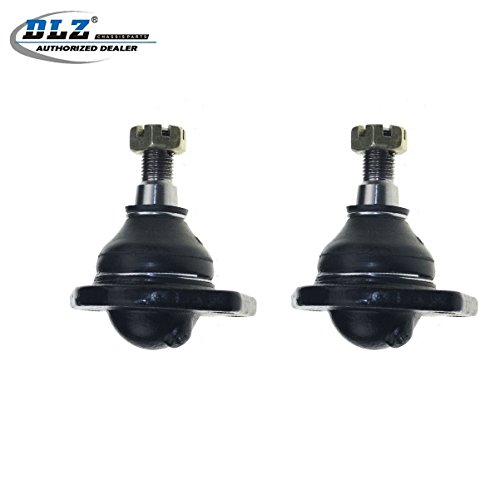 DLZ 2 Pcs Front Lower Ball Joint Compatible with 1999-2001 Chevrolet Blazer AWD 1997-2005 Chevrolet Blazer 4WD 1997-2003 Chevrolet S10 4WD 1997-2002 GMC Jimmy 4WD 2002-2005 GMC Jimmy K5335