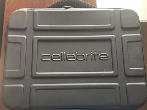 Rubberized Padded Carry Case - Preppers and Cellebrite Approved