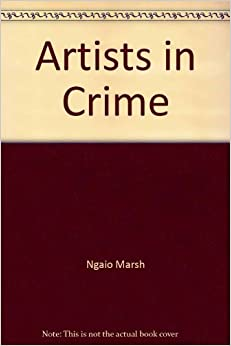 Book Artists In Crime