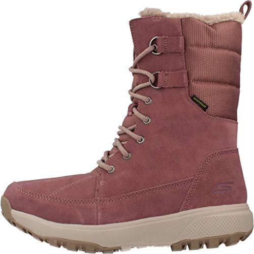 Outdoors Color Marca Ultra Mujer Alpine Modelo Skechers Rosa Rosa Skechers Para Mujer Botas qxSgw1FTzq