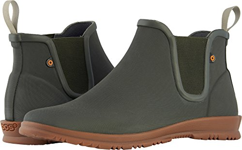 Bogs Women's Sweetpea Rain Boot, Sage, 9 M US